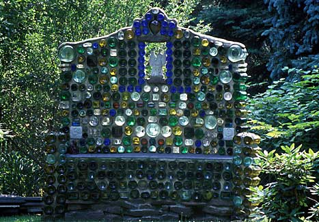 Vitreosity Bottle Walls Archives